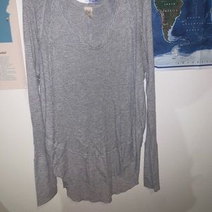 Free people LS top